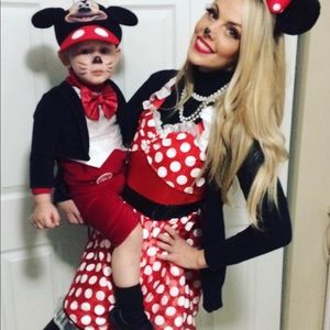 Minnie mouse Halloween costume dress